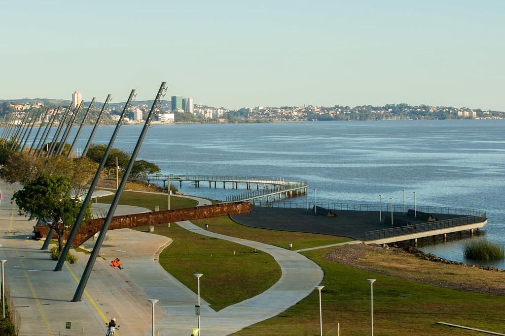 Orla de Porto Alegre